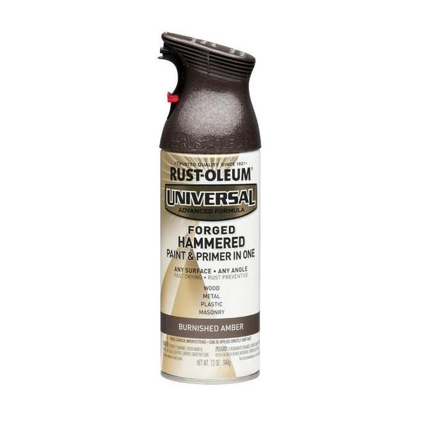 Rust-Oleum Universal Forged Hammered Spray Paint - Antique Pewter