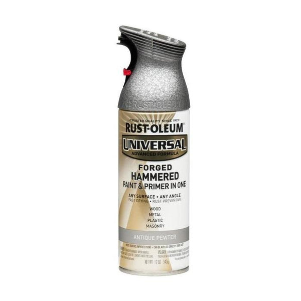 Rust-Oleum Universal Forged Hammered Spray Paint