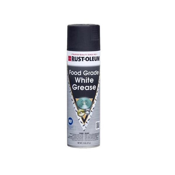 Rust-Oleum Food Grade White Grease Spray