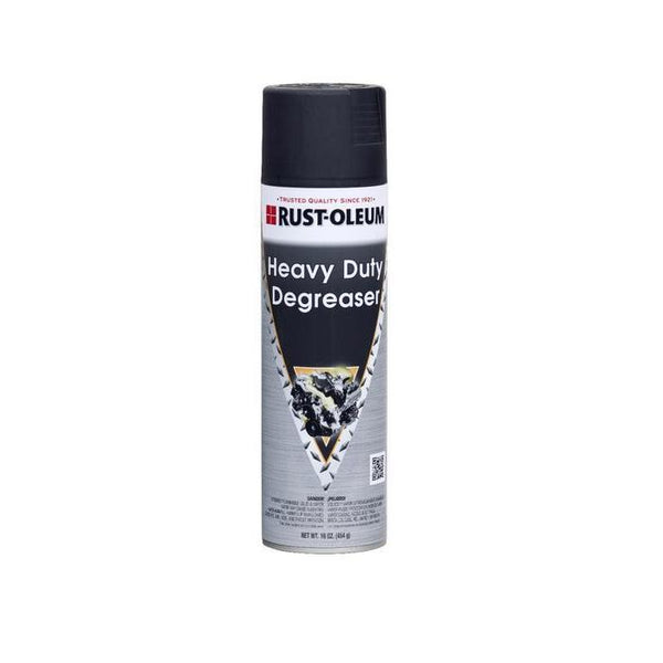Rust-Oleum Heavy Duty Degreaser Spray - 454 Grams