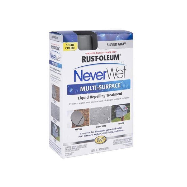 Rust-Oleum NeverWet Liquid Repelling Treatment Spray Kit - Frosted Clear