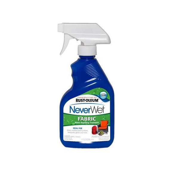 Rust-Oleum NeverWet Water Fabric Water Repellent Spray for Outdoors