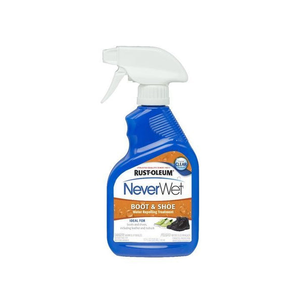 Rust-Oleum NeverWet Boot and Shoe Water Repellent Spray