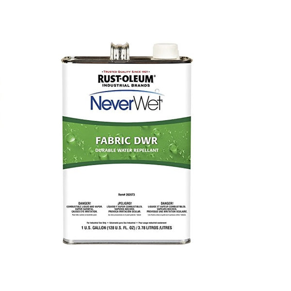 Rust-Oleum NeverWet Fabric Durable Water Repellant (NeverWet DWR)