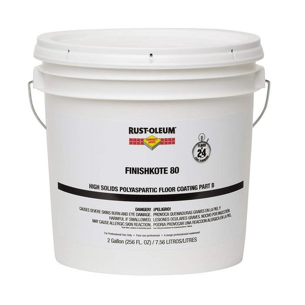 Rust-Oleum FinishKote 80 High Solids Polyaspartic Floor Coating - Part B