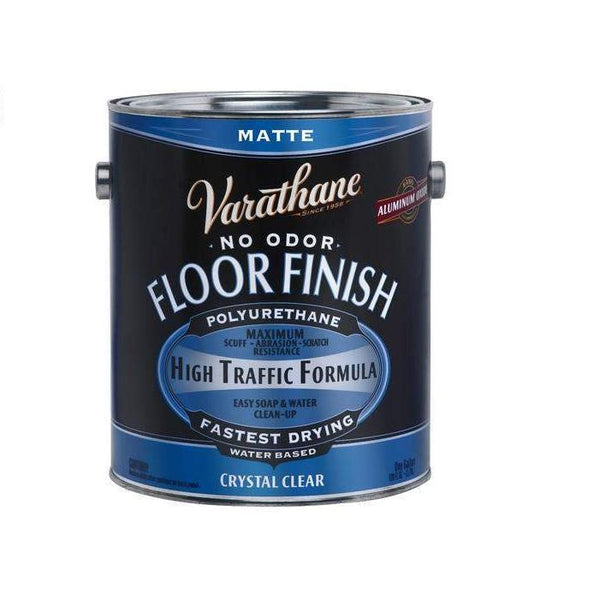 Rust-Oleum Varathane Floor Finish Polyurethane - Water Based