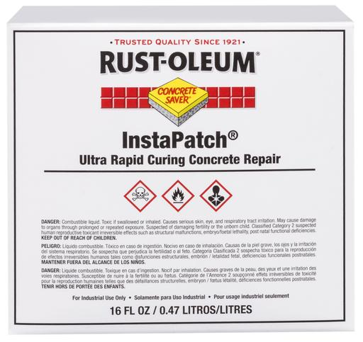 Rust-Oleum Concrete Saver InstaPatch Concrete Repair - Gray