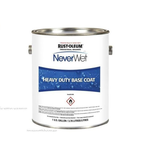 Rust-Oleum Industrial NeverWet Heavy Duty Base Coat