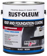 Rust-Oleum 310 Roof and Foundation Damp Proof Coating - 3.4 Ltr.