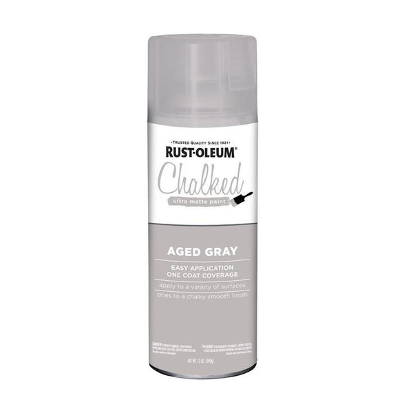 Rust-Oleum Specialty Chalked Spray Paint - Ultra Matte Finish