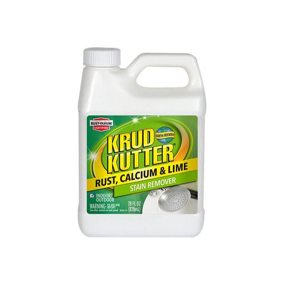 Hard Water Stain Remover: Krud Kutter Rust, Lime & Calcium Stain Remover