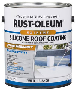 Rust-Oleum 980 Waterproofing Silicone Roof Coating Paint - 3.4 Ltr.