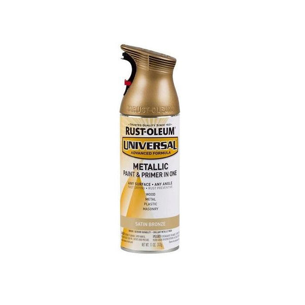 Rust-Oleum Universal Metallic Spray Paint - Copper Rose - 312 Grams
