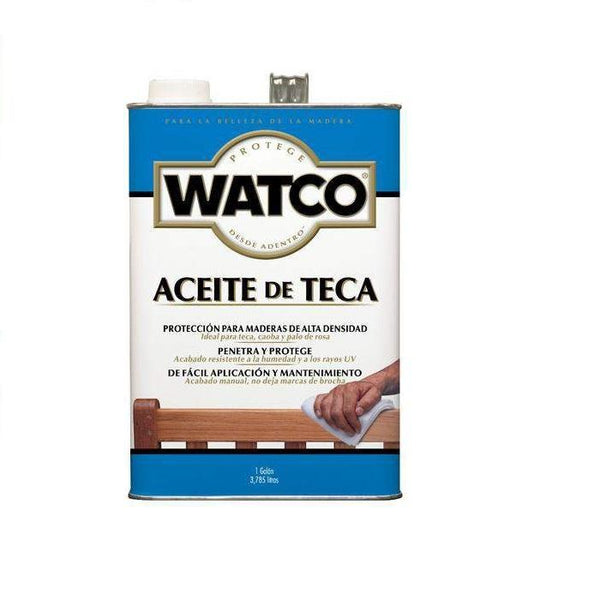 Rust-Oleum Watco Teak Oil Wood Finish