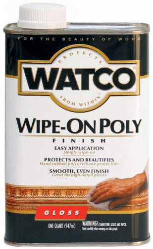 Rust-Oleum Watco Wipe-On Poly - 946 ml