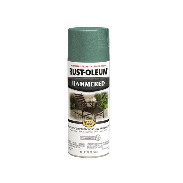 Rust-Oleum Stops Rust Hammered Metal Finish Aerosol Spray Paint