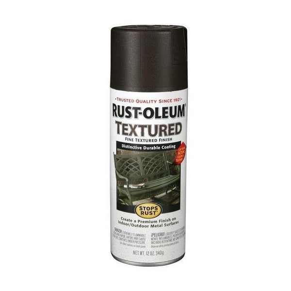 Rust-Oleum Stops Rust Textured Spray Paint - Old Brick - 340 Grams