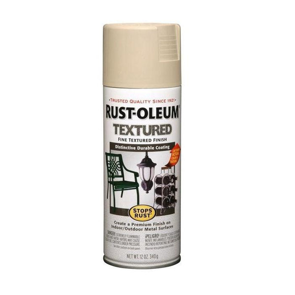 Rust-Oleum Stops Rust Textured Spray Paint - Forest Green - 340 Grams