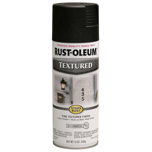 Rust-Oleum Stops Rust Textured Spray Paint - Sandstone - 340 Grams