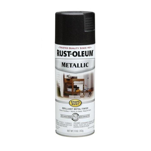 Rust-Oleum Stops Rust Metallic Aerosol Spray Paint - Vintage Copper - 312 Grams