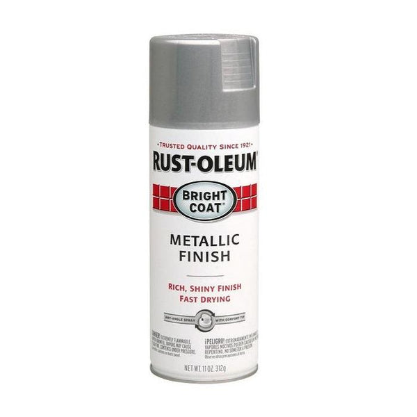 Rust-Oleum Stops Rust Bright Coat Metallic Spray Paint - Dark Bronze - 312 Grams