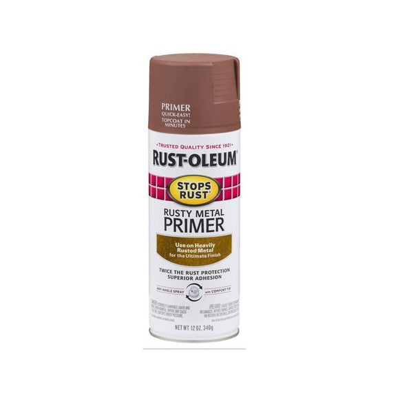 Rust-Oleum Stops Rust Rusty Metal Primer Spray