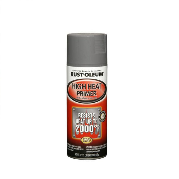 Rustoleum Automotive High Heat Primer Spray - High Temp Primer