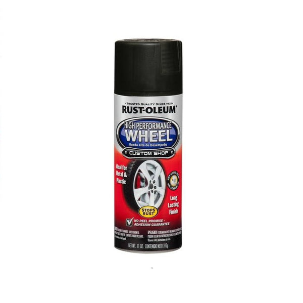 Rust-Oleum High Performance Wheel Spray Paint | Alloy Wheel Paint