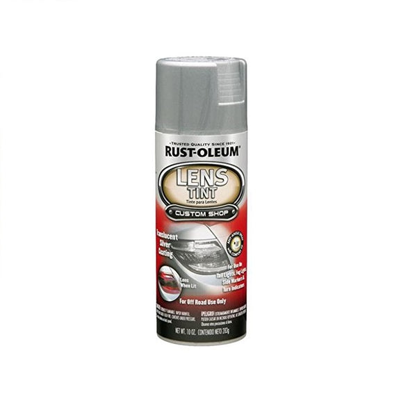 Rust-Oleum Automotive Lens Tint Spray Paint for Tail Lights