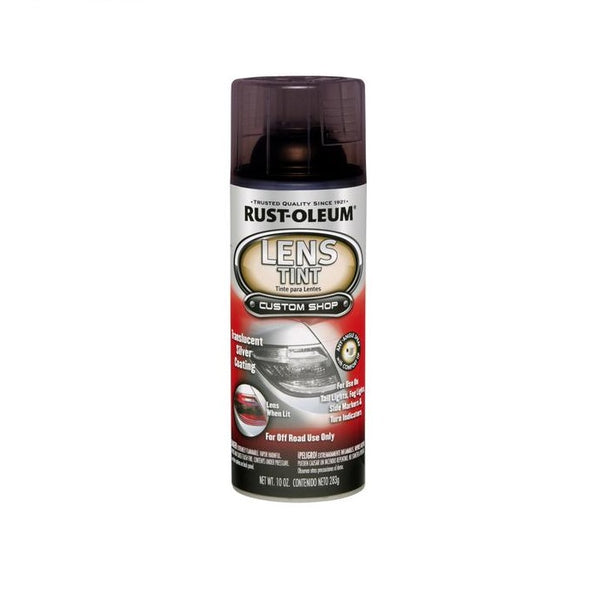 Rust-Oleum Peel Coat Lens Tint Spray Paint - Transulucent Black