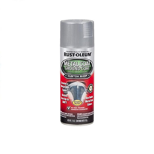 Rust-Oleum Automotive Metal Coat Spray Paint - Anodized Finish