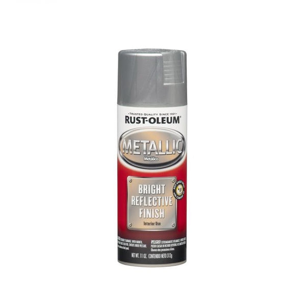 Rust-Oleum Automotive Metallic Spray Paint - Aerosol Spray Paint