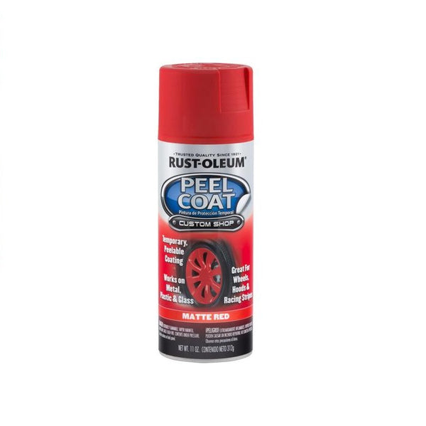 Rust-Oleum Peel Coat Spray Paint - Peelable Rubber Coating Spray