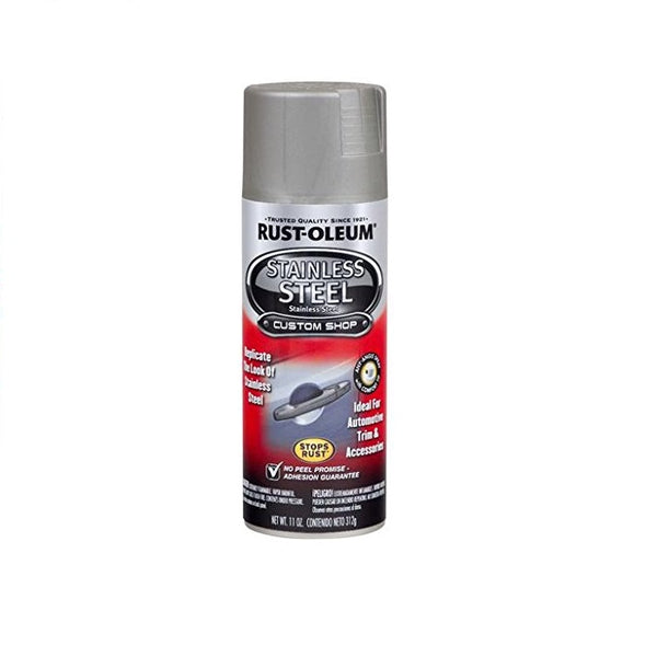 Rust-Oleum Automotive Stainless Steel Spray Paint