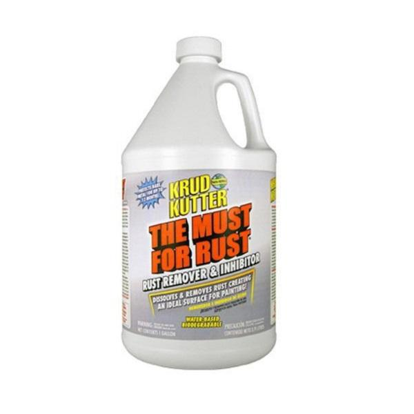 Krud Kutter Must for Rust | Rust / Corrosion Inhibitor | Anti Rust Spray - 946 Ml