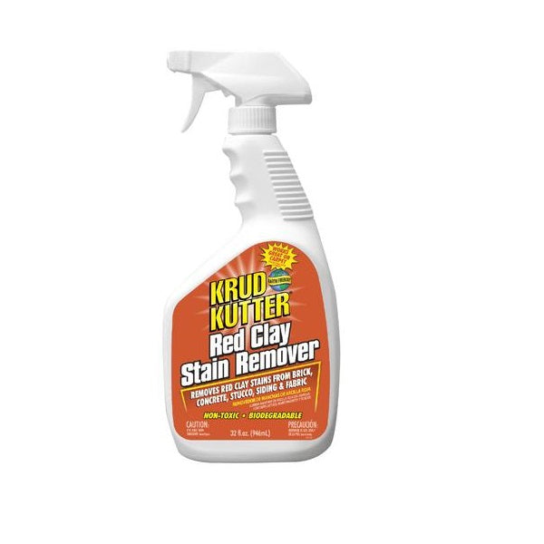 Rust-Oleum Krud Kutter Red Clay Stain Remover - 946 ml