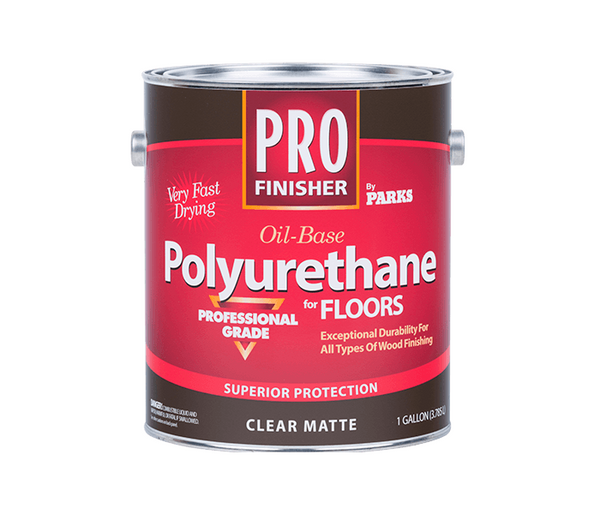 Rust-Oleum Parks Pro Finisher Oil Base Polyurethane