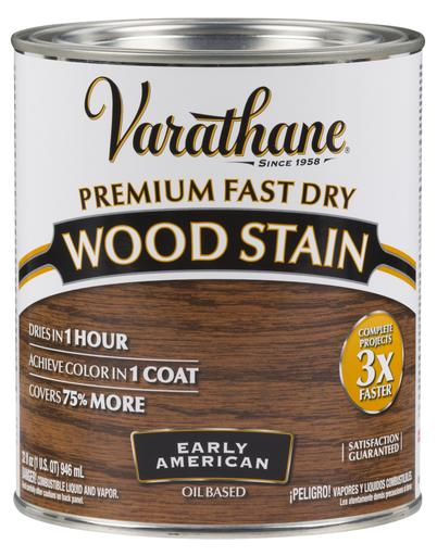 Rust-Oleum Varathan Premium Fast Dry Wood Stains - Early American - 946 Ml
