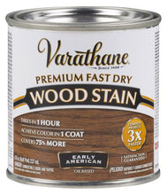 Rust-Oleum Varathane Premium Fast Dry Wood Stains- Early American - 236 Ml