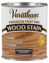 Rust-Oleum Varathane Premium Fast Dry Wood Stains - Traditional Cherry - 946 Ml