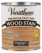 Rust-Oleum Varathan Premium Fast Dry Wood Stains - Traditional Pecan - 946 Ml