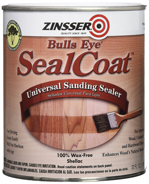 Rust-Oleum Zinsser Seal-Coat Universal Sanding Sealer - 946 ml