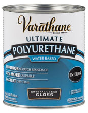 Rust-Oleum Varathane Crystal Clear Polyurethane - Gloss - 946 Ml
