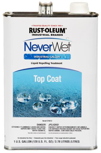 Rust-Oleum NeverWet Industrial Liquid Repelling Treatment - Top Coat