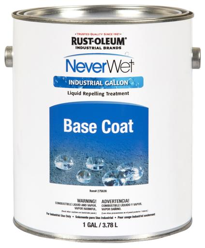 Rust-Oleum NeverWet Industrial Liquid Repelling Treatment - Base Coat