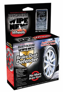 Rust-Oleum Wipe New Wheels and Rim Restoration