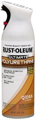Rust-Oleum Ultimate Polyurethane Spray for Interior - Oil Based - Gloss