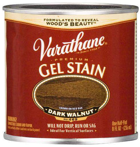 Rust-Oleum Varathane Premium Gel Stain - Dark Walnut - 236 Ml