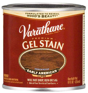 Rust-Oleum Varathane Premium Gel Stain - Early American - 236 Ml