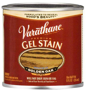 Rust-Oleum Varathane Premium Gel Stain - Golden Oak - 236 Ml